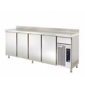 FRENTE MOSTRADOR REFRIGERADO FMPS-250 EDENOX - MEDIDAS 2542 X 600 X 1045 MM. FONDO 600