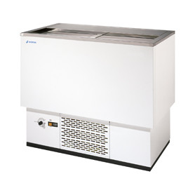 BOTELLERO REFRIGERADO EBE-100-G EDENOX - MEDIDAS : 1020 X 550 X 850 MM.