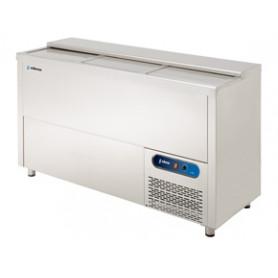 BOTELLERO REFRIGERADO EB-150-I EDENOX - MEDIDAS : 1500 X 550 X 850 MM.