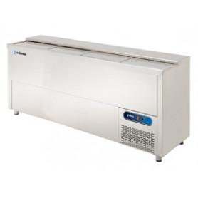 BOTELLERO REFRIGERADO EB-200-I EDENOX - MEDIDAS : 2000 X 550 X 850 MM.